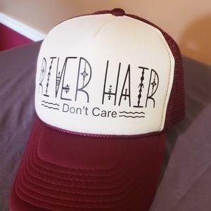 Pistil trucker hat